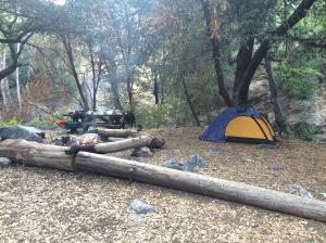 West Fork Camp