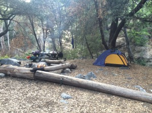 West Fork Camp
